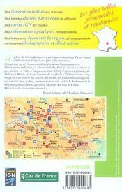 Sur Les Traces Bete Du Gevaudan 2005 -43-48-07-15-Pr-P43a - 4ème de couverture - Format classique