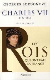 Charles VII, 1422-1461 ; père de Louis XI - Intérieur - Format classique