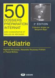 Pédiatrie - Intérieur - Format classique