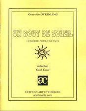 Un bout de soleil - Intérieur - Format classique