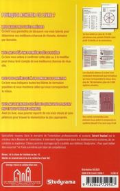 Pour quelles études êtes-vous fait ? (2e édition) - 4ème de couverture - Format classique