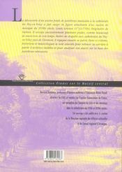 Louis Grenon. Un Musicien D'Eglise Au 18e Siecle - 4ème de couverture - Format classique