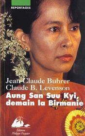 Aung San Suu Kyi, Demain La Birmanie - Intérieur - Format classique