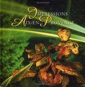 Impressions Aix-en-Provence - Intérieur - Format classique