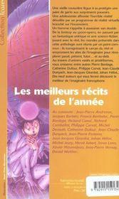 Icares 2004 - 4ème de couverture - Format classique