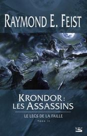 Krondor: les assassins ; le legs de la faille t.2 - Intérieur - Format classique