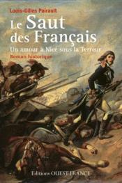 Le saut des Français ; un amour sous la Terreur - Couverture - Format classique