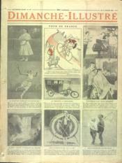Dimanche Illustre N°176 du 11/07/1926 - Couverture - Format classique