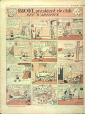 Dimanche Illustre N°176 du 11/07/1926 - 4ème de couverture - Format classique