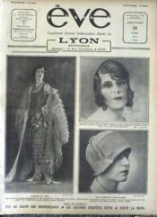 Eve N°290 du 18/04/1926 - Couverture - Format classique