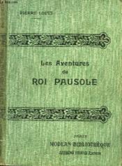Les Aventures Du Roi Pausole. - Couverture - Format classique