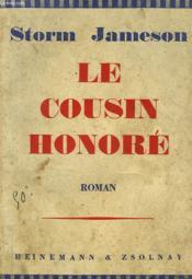 Le Cousin Honore - Couverture - Format classique