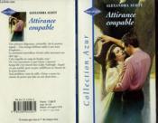 Attirance Coupable - A Reckless Affair - Couverture - Format classique