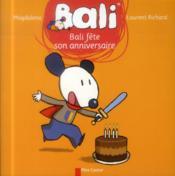Bali fête son anniversaire - Couverture - Format classique