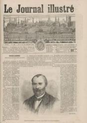 Journal Illustre (Le) N°334 du 03/07/1870 - Couverture - Format classique