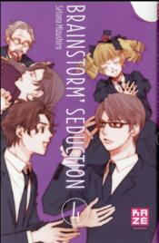 Vente livre :  Brainstorm seduction t.4  - Setona Mizushiro