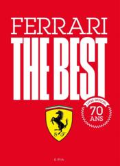 Vente livre :  Ferrari, the best ; livre officiel, 70 ans  - Turrini Leo