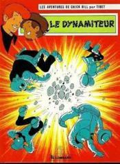 Le Dynamiteur - Couverture - Format classique