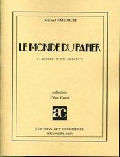 Le monde du papier - Intérieur - Format classique