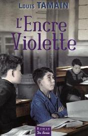 L'encre violette - Intérieur - Format classique