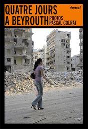 Quatre jours à Beyrouth - Intérieur - Format classique