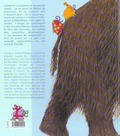 Dessous Du Mammouth (Les) - 4ème de couverture - Format classique