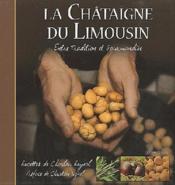 La Chataigne Du Limousin - Couverture - Format classique