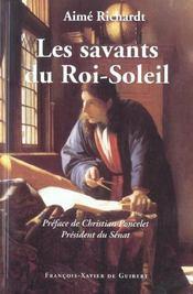 Savants Du Roi Soleil - Intérieur - Format classique