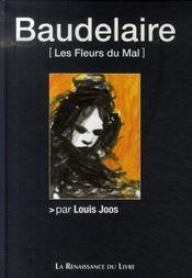 Baudelaire ; les fleurs du mal - Intérieur - Format classique