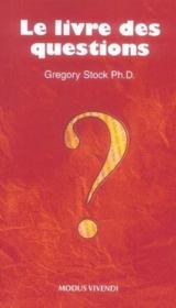 Le Livre Des Questions - Couverture - Format classique