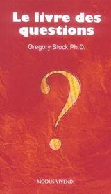 Le Livre Des Questions - Intérieur - Format classique