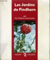Jardins De Findhorn - Couverture - Format classique
