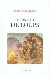 Le Conteur De Loups - Intérieur - Format classique