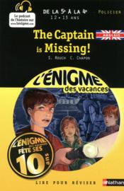 Vente livre :  The captain is missing  - Sylvie Rouch