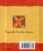 La sagesse de la maîtrise de l'amour - 4ème de couverture - Format classique