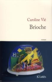 Brioche - Couverture - Format classique