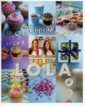 Les cupcakes de Lola - Couverture - Format classique