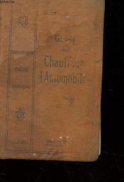 Guide Du Chauffeur D'Automobile - Couverture - Format classique