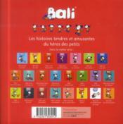 Bali dit des gros mots - 4ème de couverture - Format classique