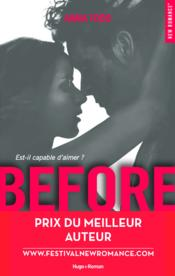Vente livre :  After ; before t.1  - Anna Todd