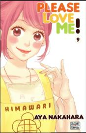 Vente livre :  Please love me ! T.9  - Aya Nakahara