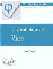 Vico - Intérieur - Format classique