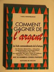 Comment Gagner De L'Argent - Intérieur - Format classique