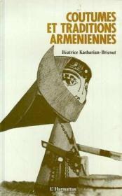 Coutumes et traditions armeniennes - Couverture - Format classique