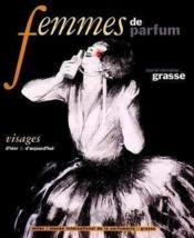 Les femmes de parfum affichees hier - Couverture - Format classique