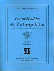 La mélodie de l'étang bleu - Intérieur - Format classique