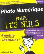 La Photo Numerique - Intérieur - Format classique
