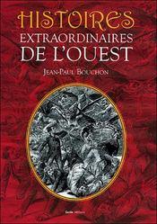 Histoires Extraordinaires De L'Ouest - Intérieur - Format classique