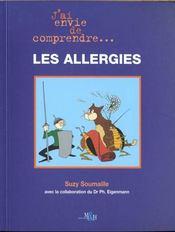 J'ai envie de comprendre les allergies - Intérieur - Format classique