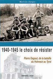 1940-1945, le choix de résister - Intérieur - Format classique